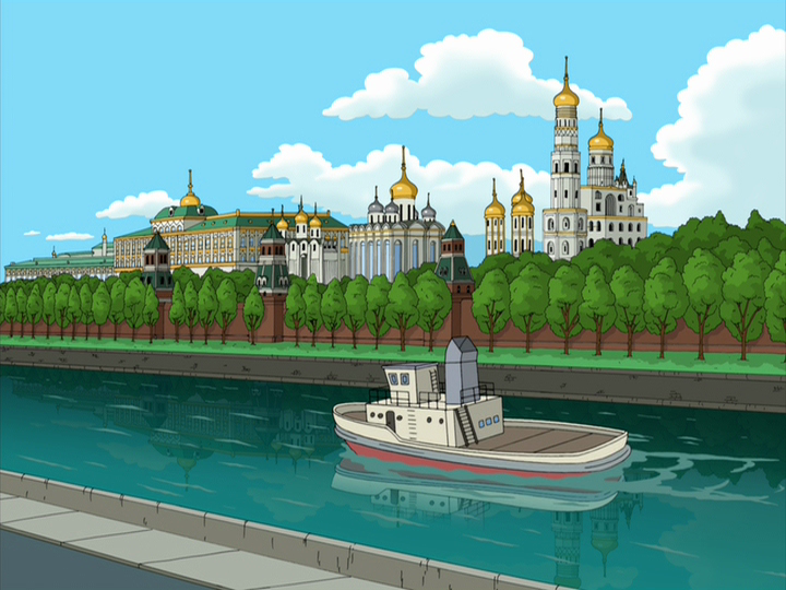 Russia Family Guy Wiki
