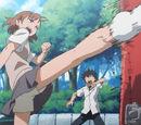 Toaru Majutsu no Index Episode 10