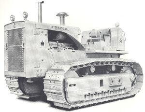 International TD-30 1962