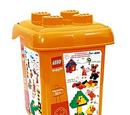 4089 Orange Bucket XL