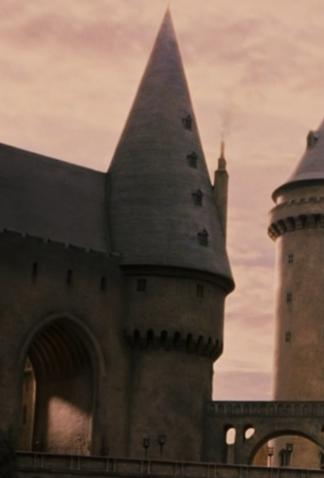 Lookout Tower Harry Potter Wiki