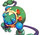 Mega Man Zero 2 Character Images
