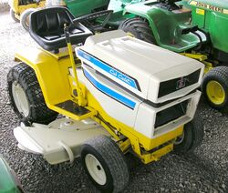 International Cub Cadet 1200 1978