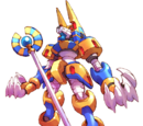 Mega Man Zero Boss Images