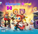 Portal:MySims Party (DS) Characters