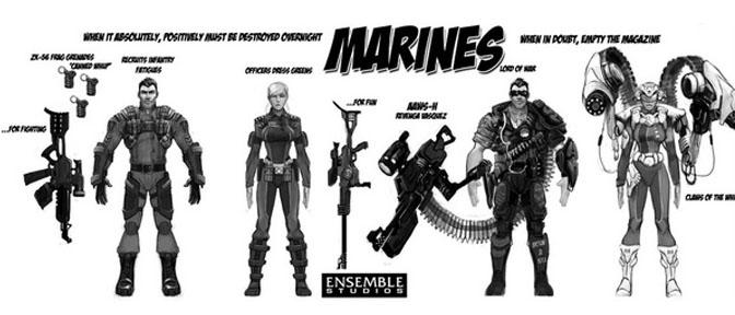 Marine Class Halo Nation Wikia