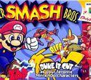 Juegos de Super Smash Bros.