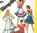 Simplicity 5851