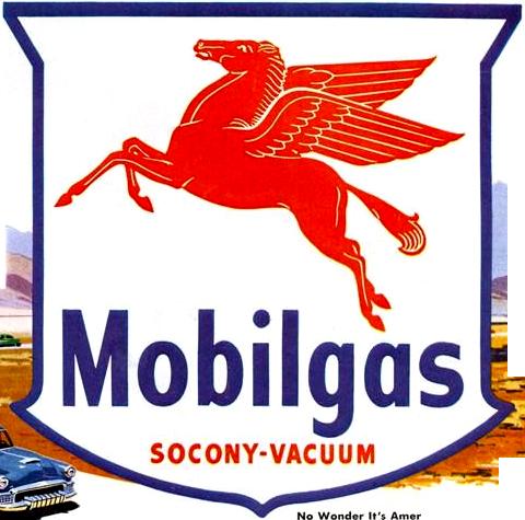 Mobil oil logopedia the logo and branding site for Mobil logo