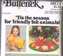 Butterick 5674 A