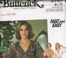 Butterick 5340 A