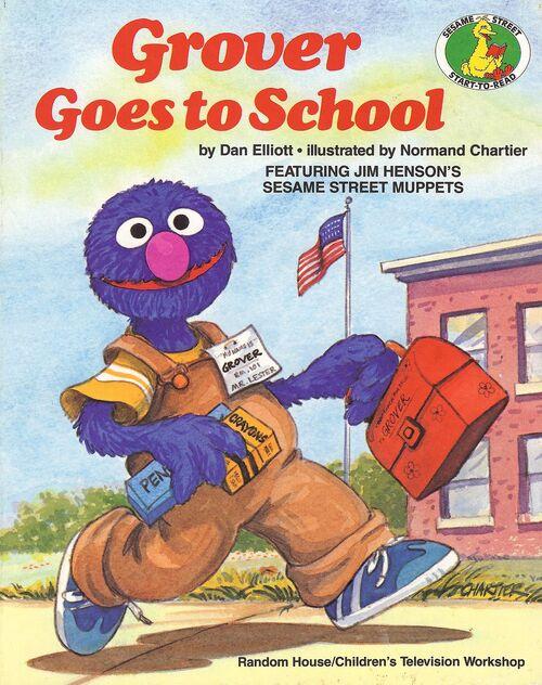 Sesame Street Start To Read Books Muppet Wiki