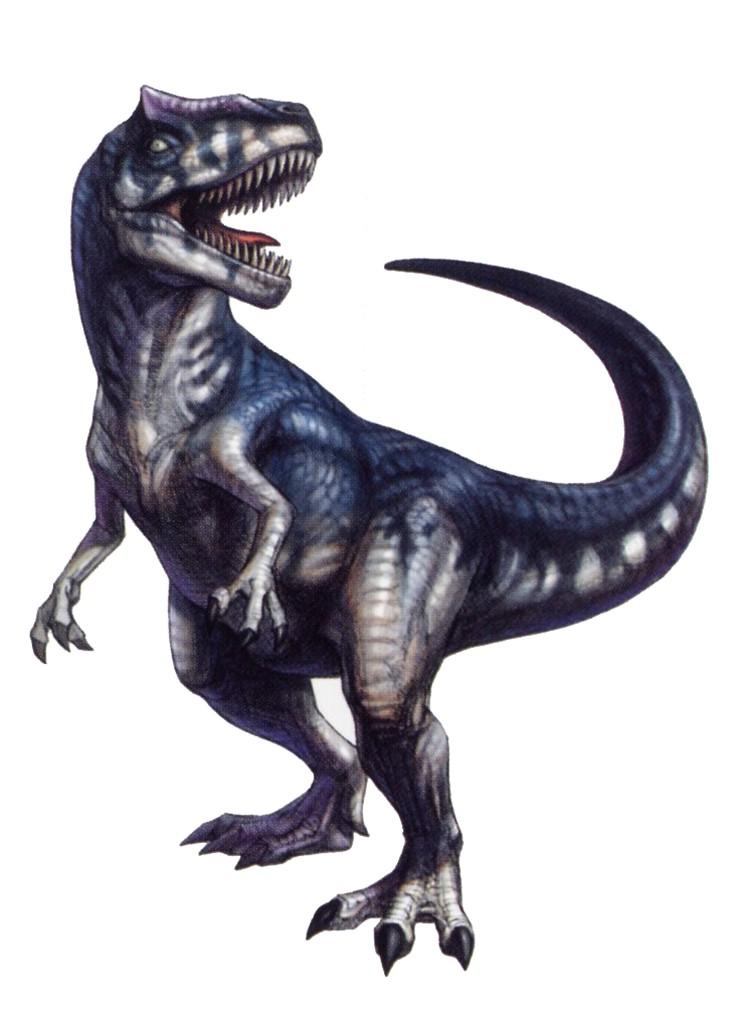 Allosaurus - Dino Crisis Wiki