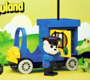 3643 Police Van