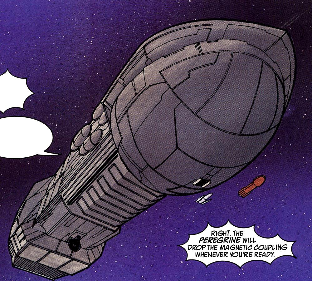 Star wars dreadnaught heavy cruiser