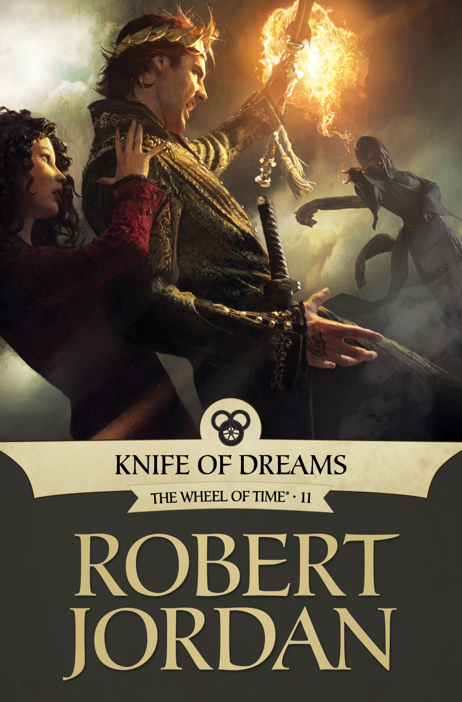 Book Cover Series Wiki ~ Knife of dreams a wheel time wiki