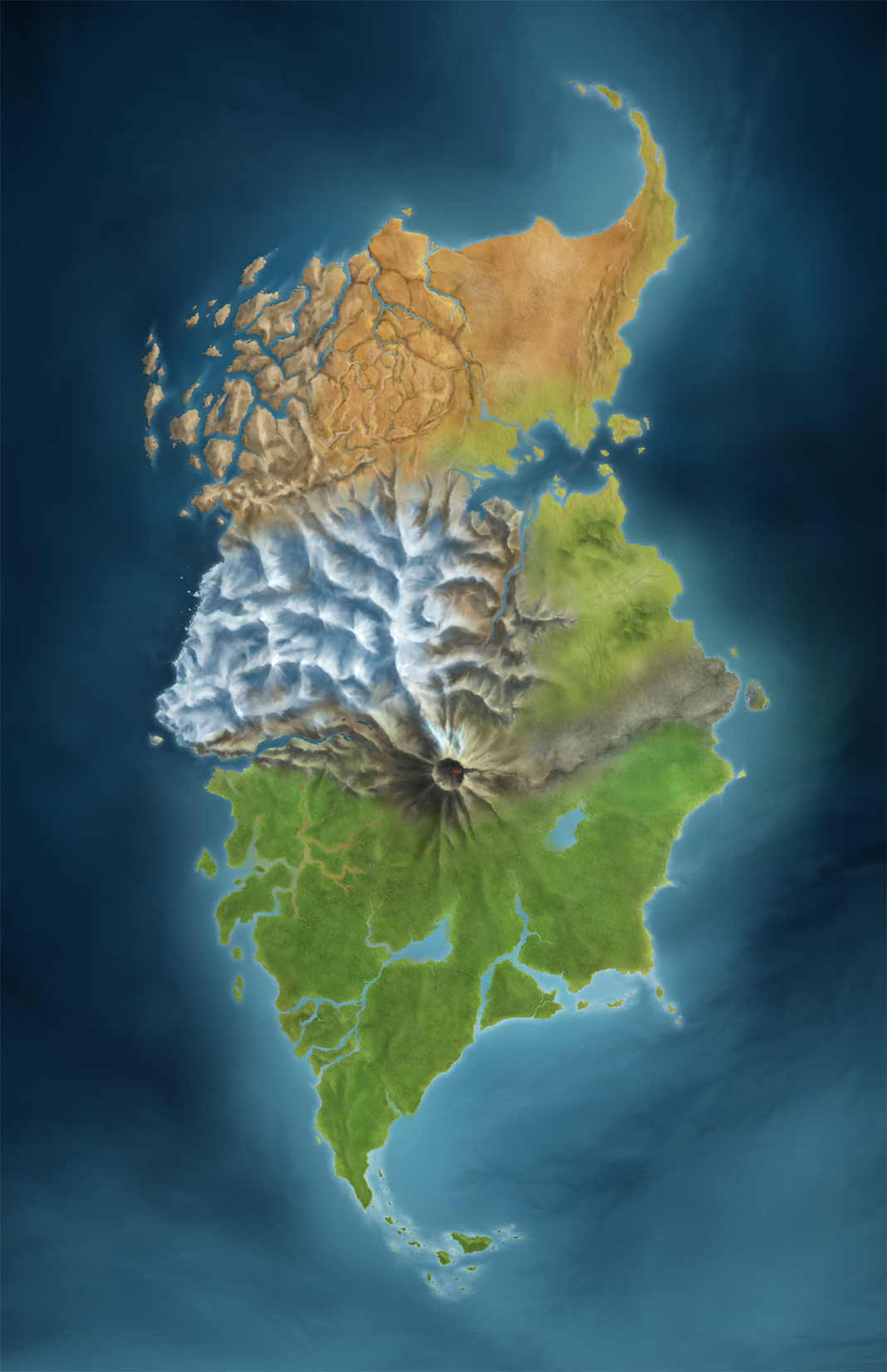 Map Island Rpg