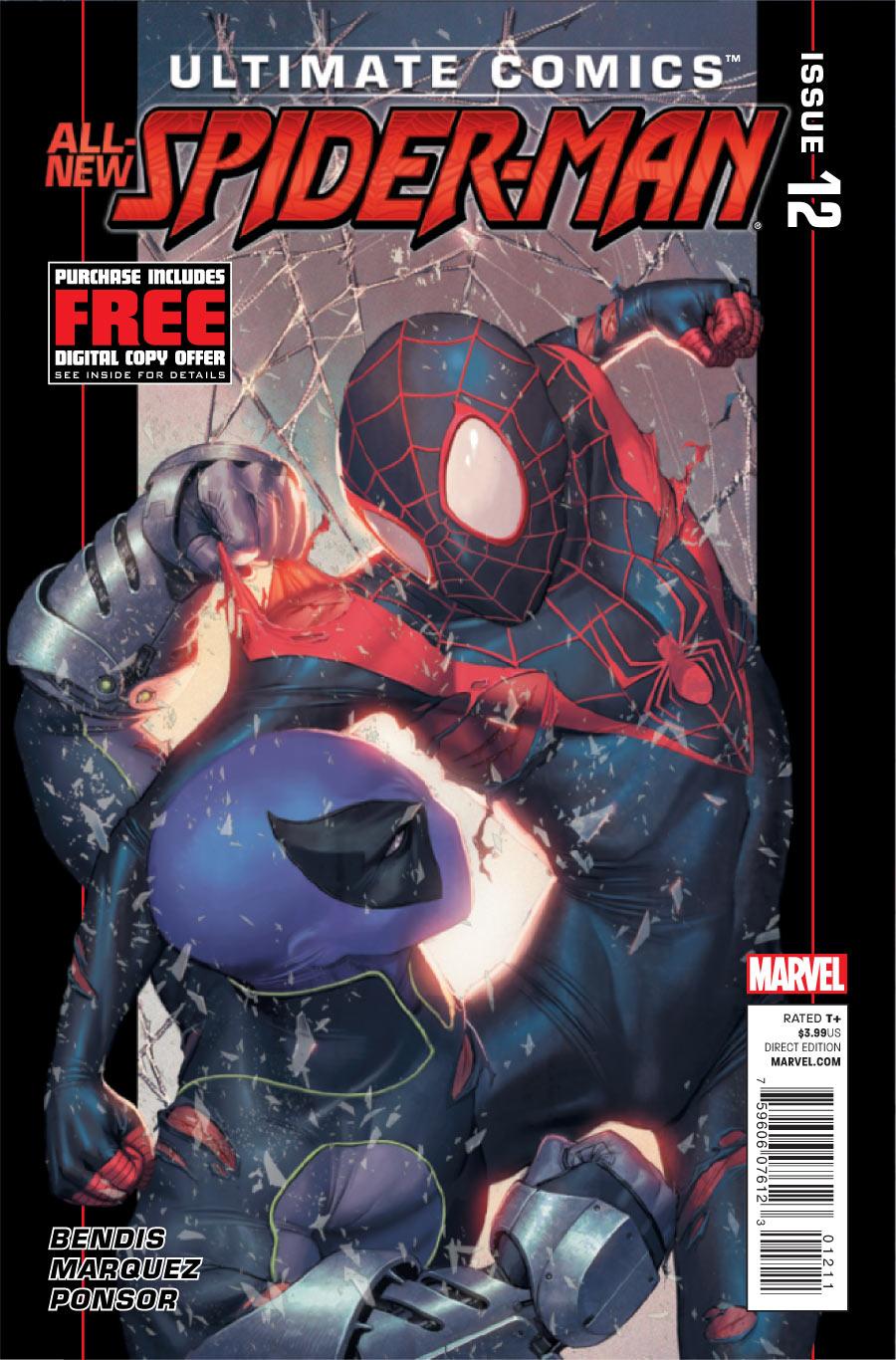Ultimate comics spider man vol 1 12 marvel comics database - Marvel spiderman comics pdf ...