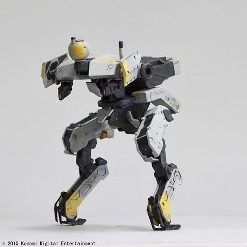 Gear Zeke Figure of Metal Gear Zeke