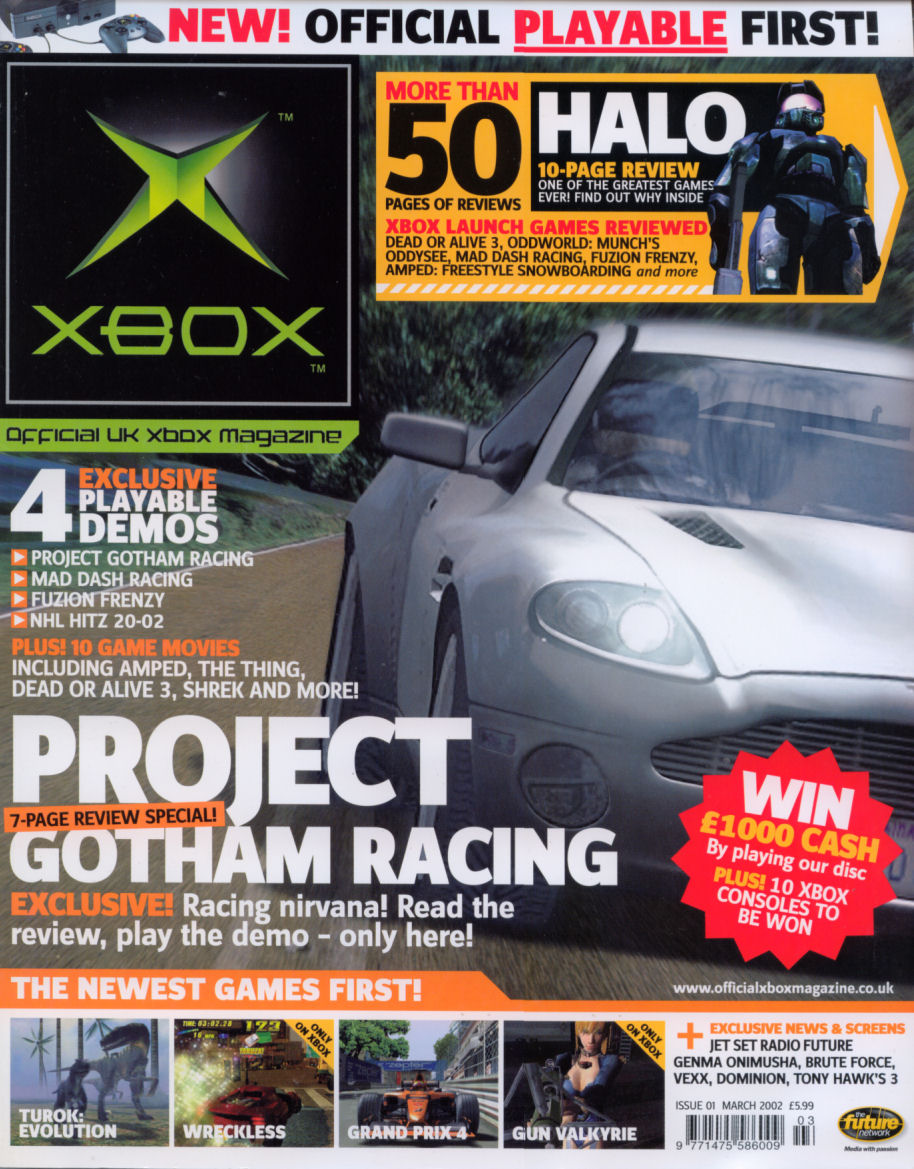 XBOX Official Magazine #146 January 2017 (EXCELLENT CONDITION)
