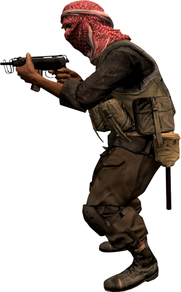 Image Opfor Smg Standing Render Png Call Of Duty Wiki