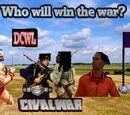 DCWL vs. WCW: The Cival War