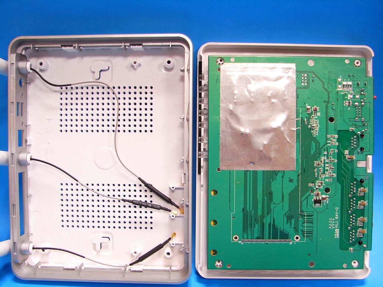 Broadcom bcm4321