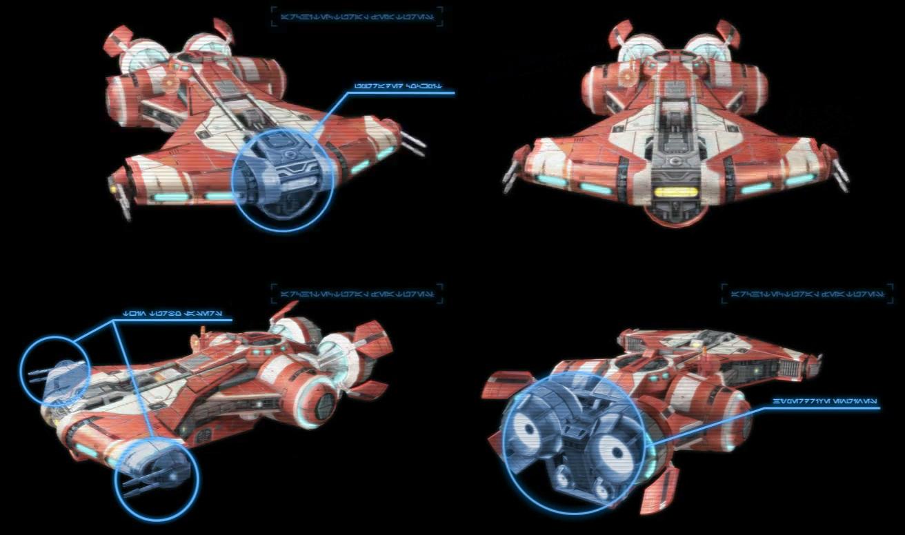 Defender class light corvette wookieepedia the star wars wiki