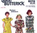 Butterick 6178 A
