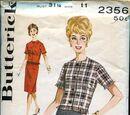 Butterick 2356 A
