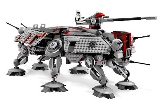 Lego Star Wars At At Instructions