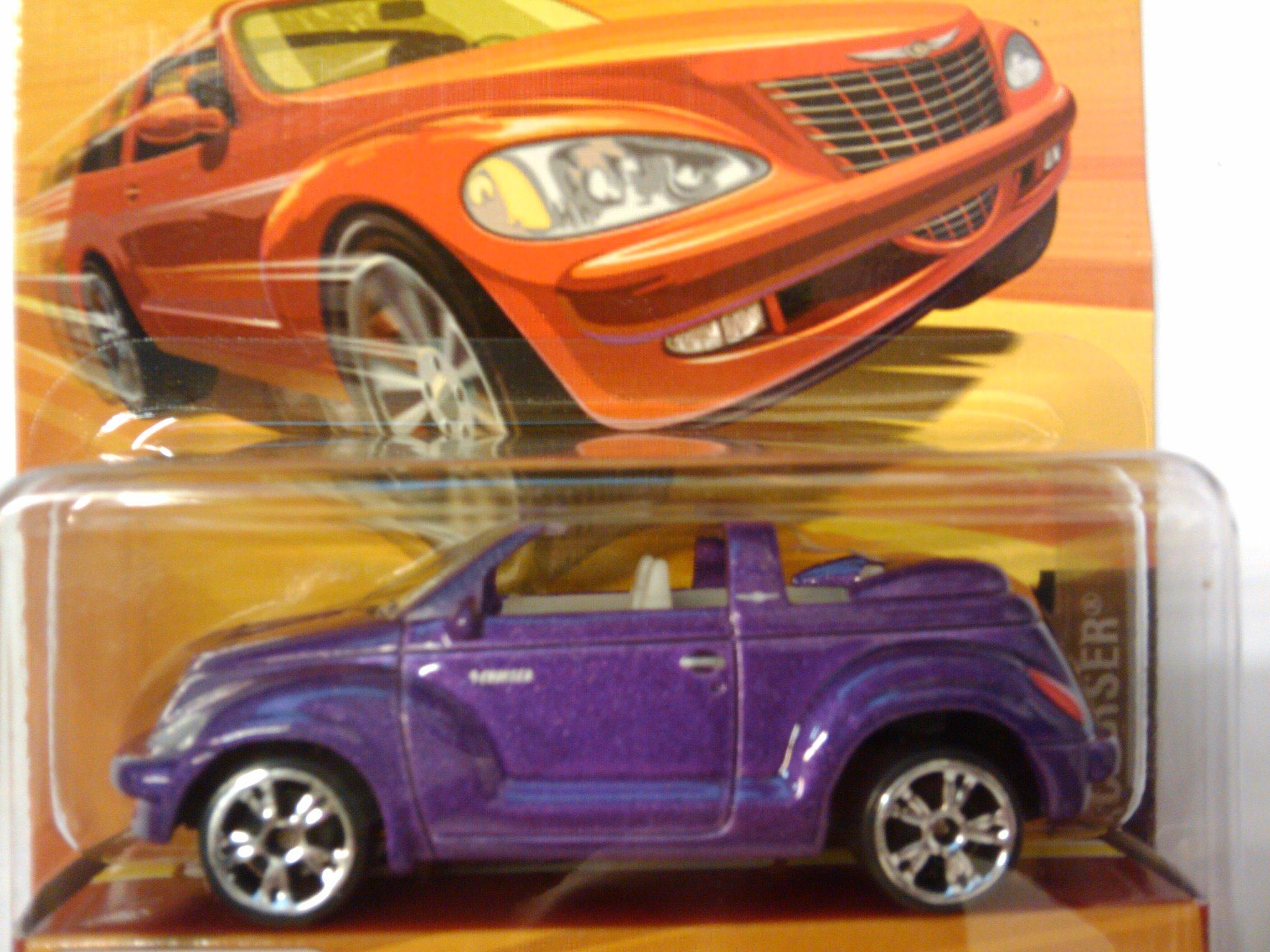 Superfast Chrysler Pt Cruiser on 2002 Chrysler Pt Cruiser Purple