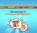 FrontierVille Gamebar