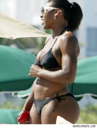 Image 0611 Serena Williams Booty Mavrix Jpg Armchairgm