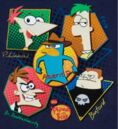 Cast of Phineas and Ferb organic t-shirt.jpg