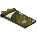 Green Bed Roll-icon.png