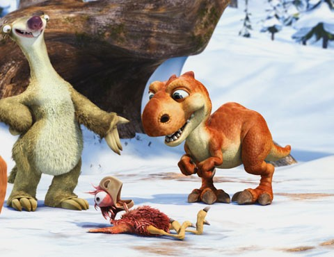 Who's better? Poll Results - Ice Age 3: dawn of the ... |Ice Age 3 Baby Dinosaurs