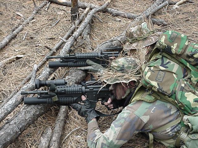 User Blog Samurai234 Three Way Battle Us Marine Recon Vs