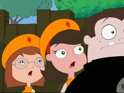 Image - Closeup eyes of Gretchen.png - Phineas and Ferb ...
