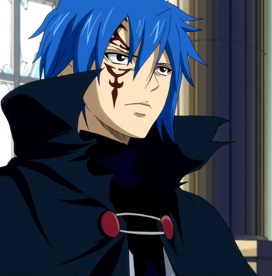 Myst for Portent fairy tail