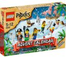 6299 Pirates Advent Calendar