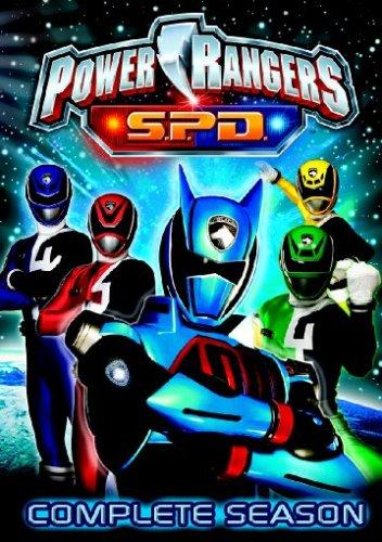 Watch Power Rangers SPD 2005 full movie online