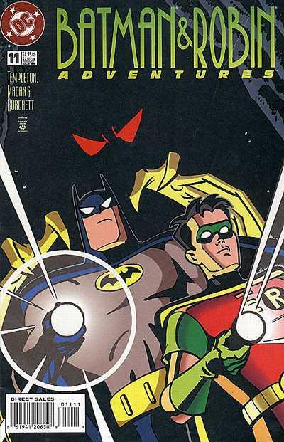 batman robin adventures vol 1 11 dc comics database. Black Bedroom Furniture Sets. Home Design Ideas