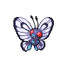 Butterfree NB hembra