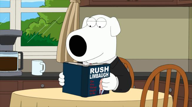 Pin Rush Limbaugh Family Guy George Bush Images To Pinterest