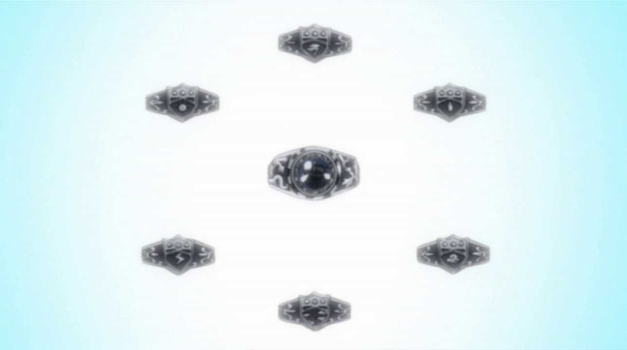 Vongola Storm Ring