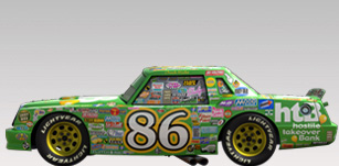Image - Cars-chick-hicks-08.jpg - Enough fan-made Information to fill Disney Castle's Broom Closet!