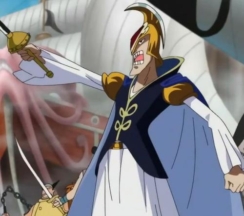 One Piece Encyclopedia: 500px-Ramba_Anime_Infobox.png