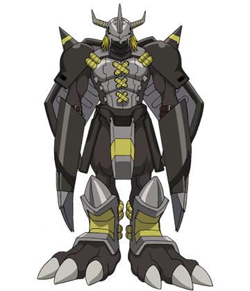 [Evento] La pesadilla más oscura DigimonBlackWarGreymon