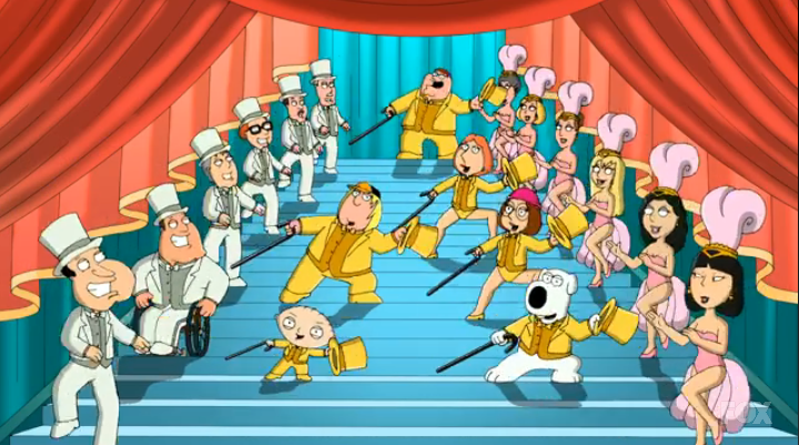 Musical Numbers Family Guy Wiki